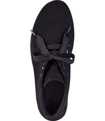 skor av mjukt skinn naturläufer svart