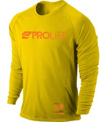 camiseta manga longa sunprotection fps 50+ prolife
