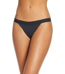 women's thinx period proof cotton thong