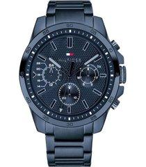reloj azul tommy hilfiger 1791560 - superbrands