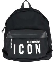 dsquared2 backpack icon backpack