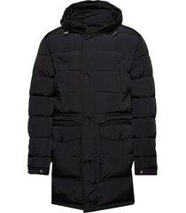 clayton jacket gevoerd jack zwart oscar jacobson