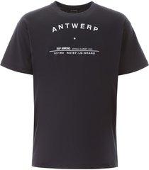 raf simons antwerp t-shirt