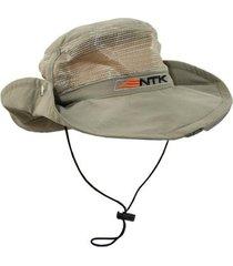 chapéu nautika panamá com iluminação led