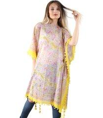 túnica amarilla spiga 31