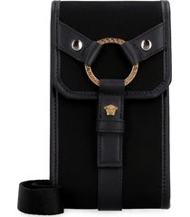 versace nylon smartphone case