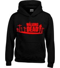 buzo chaqueta the walking dead