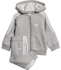 trainingspak adidas outline hoodie set