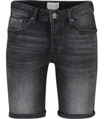 cast iron zwarte shorts