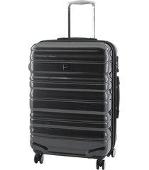 maleta de viaje lugano vibrant 7223 24'' negro