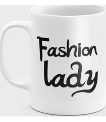 kubek fashion lady