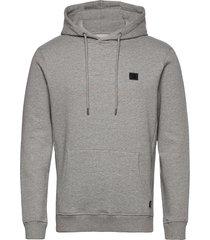 boozt piece hoodie hoodie trui grijs les deux