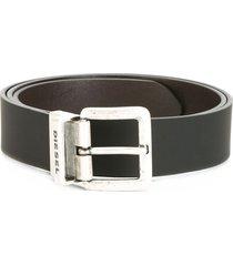 diesel classic belt - brown