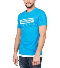 g-star raw men's logo graphic 4 t-shirt