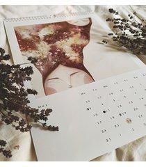 kalendarz 2021 na ścianę a3