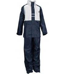 ralka regenpak junior marine off white
