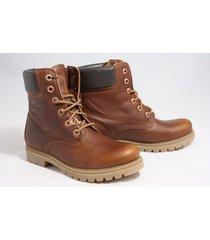 panama jack panama 03 b44 boots plat cognac