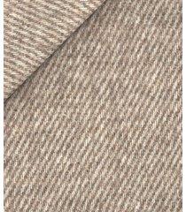 giacca da uomo su misura, bottoli, eco twill diagonale crema, autunno inverno | lanieri