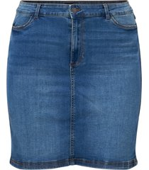 jeanskjol vmgitta mb denim skirt