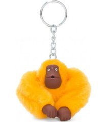 llavero monkeyclip s amarillo kipling