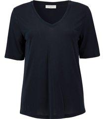 t-shirt honey donkerblauw