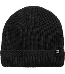 block hats men's ribbed-cuff sherpa lined beanie