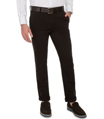 pantalon clásico negro lec lee