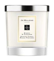 vela mimosa & cardamom scented 200g - off white