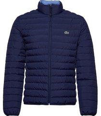 men s jacket fodrad jacka blå lacoste