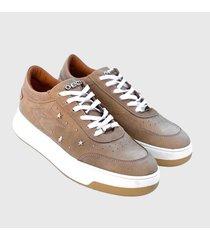 zapatilla marrón chenzi arizona