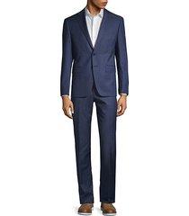 2-piece slim fit twill suit