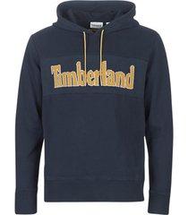 sweater timberland heritage c s hoodie dark sapphire