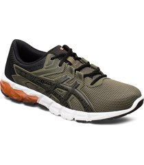 gel-quantum 90 2 shoes sport shoes running shoes grön asics