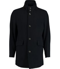 bos bright blue max coat 19301ma02bo/290 navy - maat 50 - maat 50 - maat 50 - maat 50 - maat 50 - maat 50 - maat 50 - maat 50 - maat 50 - maat 50