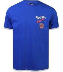 camiseta new york knicks nba new era masculina
