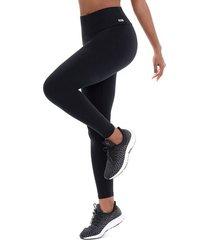 calça legging alto giro supplex termo preto 101302 preto