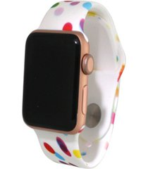women's silicone apple watch strap 38mm