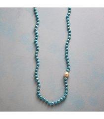 horizon line necklace