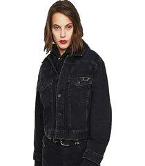 chaqueta  de caty giacca jacket negro diesel