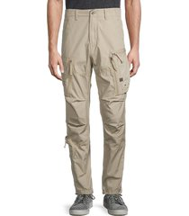 g-star raw men's arris straight pants - khaki - size 32 32