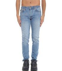 beperk denim jeans