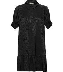 audelia kort klänning svart baum und pferdgarten
