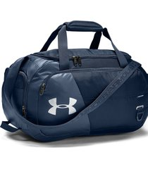 maletin de entrenamiento under armour 1342655-408 - azul
