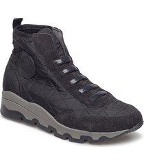 ankle boots höga sneakers svart ilse jacobsen