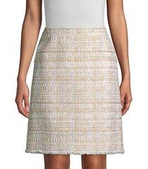 artful tweed whitley skirt