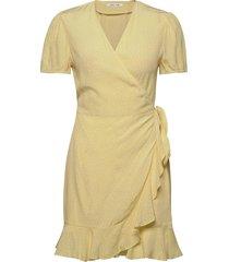 linetta dress aop 10056 dresses wrap dresses gul samsøe samsøe