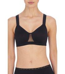 natori intimates aria full fit wireless bra, women's, size 34d