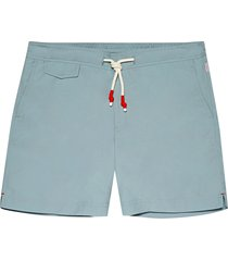orlebar brown standard mid length swim shorts | mineral | 273657-min