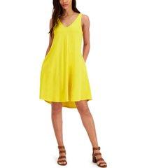 style & co sleeveless dress, created for macy's