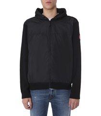 canada goose windbridge jacket